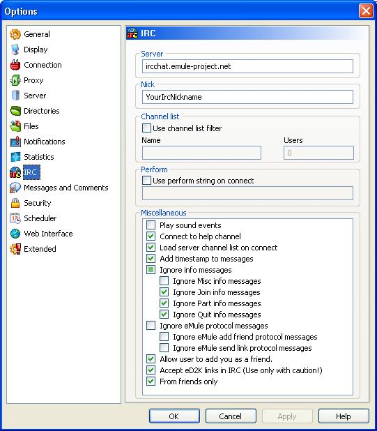 emule project Sito ufficiale di emule downloads, help, docu, notizie.